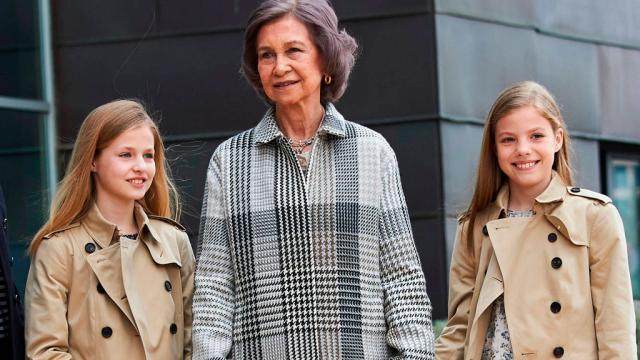 Indignación tras filtrarse un escandaloso dato sobre la princesa Leonor y Sofía