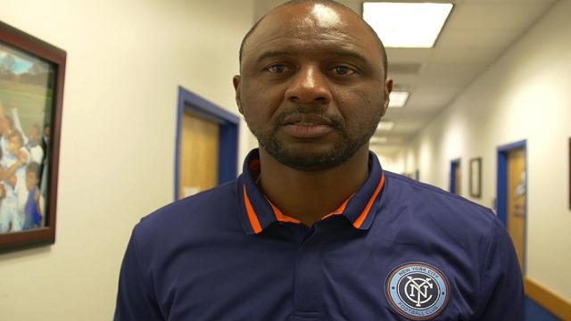 El Vieira de NYCFC está listo para dejar de lado las rivalidades de la MLS