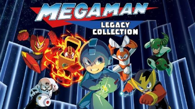Mega Man X Legacy Collections También Head West el 24 de julio