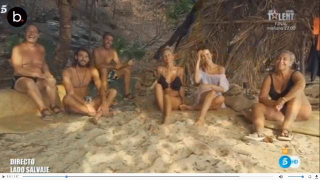 Telecinco: Supervivientes sube la temperatura en la isla