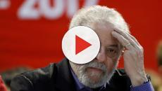 Lula é visitado por parentes na prisão