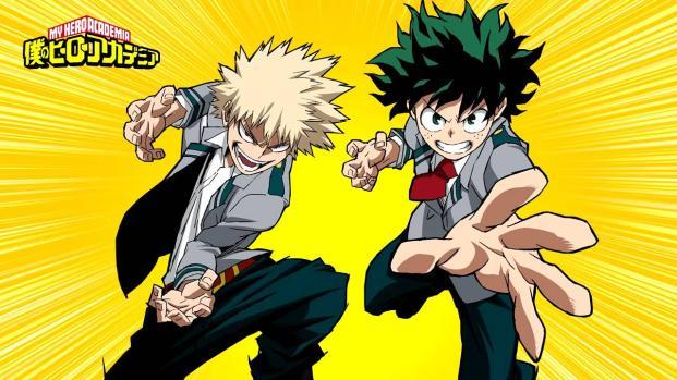Nueva temporada de Boku no Hero