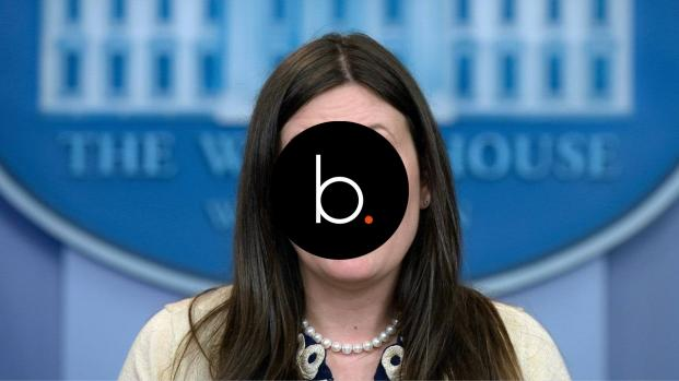 Sarah fails at defending Trump again