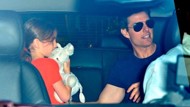 Tom Cruise está dispuesto a abandonar la Cienciología por su hija