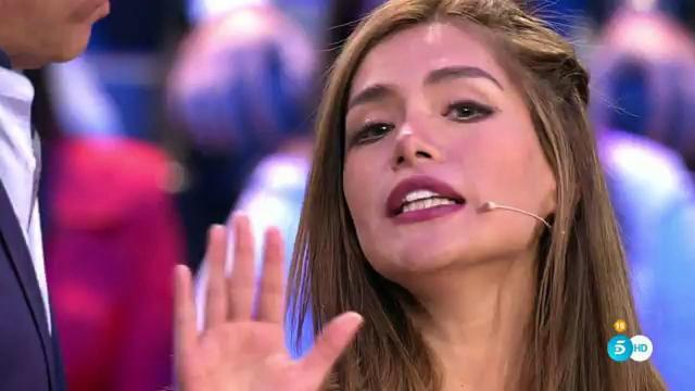 Mirian Saavedra se expone ante el Deluxe