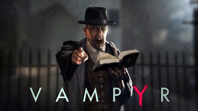 El tráiler de Vampyr Story es oscuro y sombrío