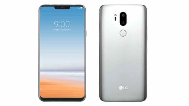 LG G7 ThinQ: aquí están las noticias en la cámara dual