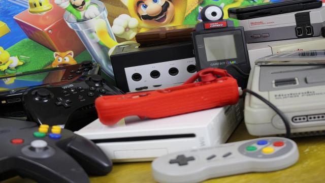 La razón de locura que puede haber olvidado de la consola de virtual de Nintendo