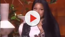 Queen of Rap Minaj gets tearful over Cardi-B