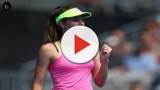 Océane Dodin éliminée du tournoi de Lugano