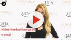 Khloé Kardashian ya es mamá y hay posibilidad de que perdone a Tristan