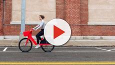 Uber: Llama una bicicleta con tu teléfono