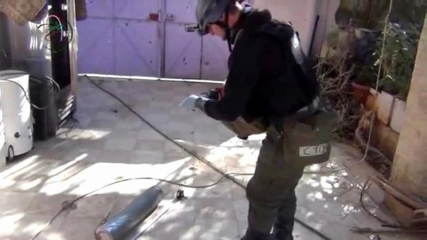 OPAQ investigará el ataque químico en Siria