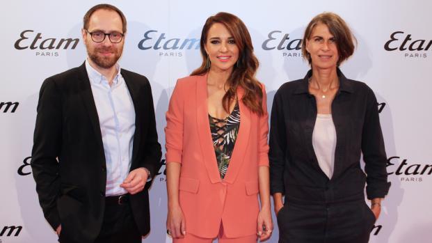 Etam París presenta a Paula Echevarría como Embajadora de la marca