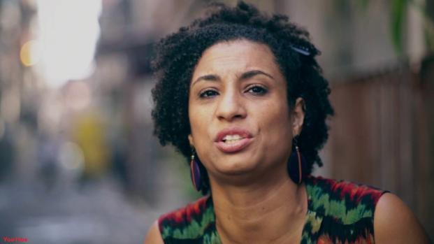 Marielle Franco é homenageada com uma medalha Tiradentes; confira