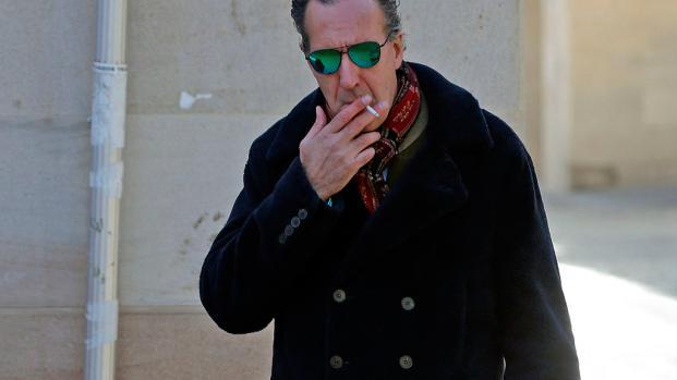 Jaime de Marichalar agrede a una periodista en plena calle