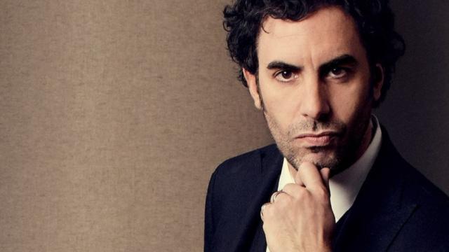 'The Spy' Sacha Baron Cohen interpretará el personaje