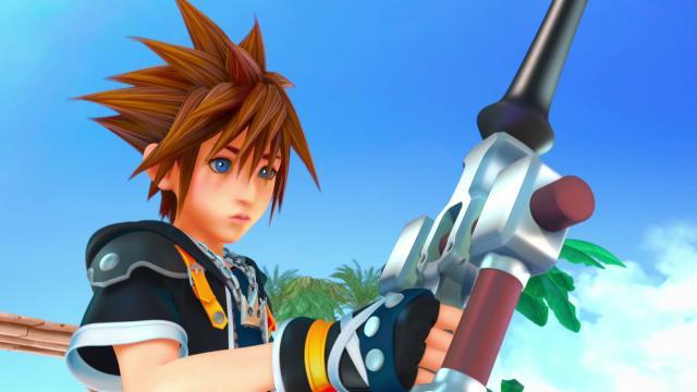 'Kingdom Hearts' 3 'Fecha de lanzamiento en PS4 y personajes de Marvel bromearon