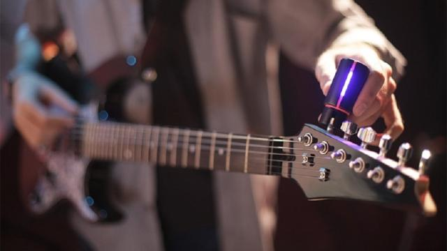 El sintonizador Roadie 2 sube tu juego de guitarra