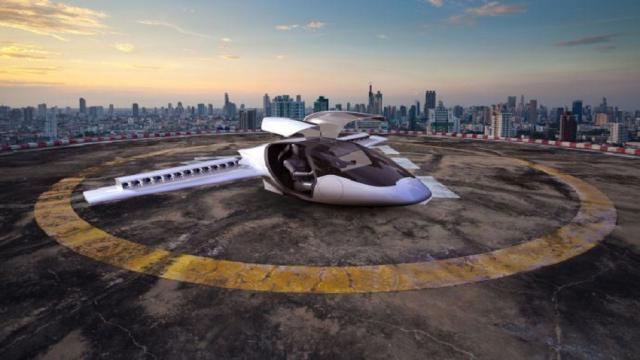 Avión eléctrico: arranque vertical Lilium Jet completa con éxito el primer vuelo