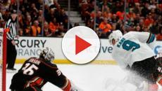 Los Sharks con dos goles de Evander Kane, se devoran a los Ducks en el Juego 1