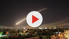 La France, les Etats-Unis et le Royaume-Uni ont frappé en Syrie
