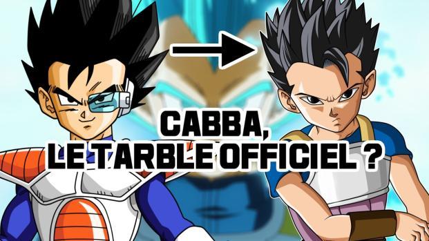 Dragon Ball Super : Tarble le petit frère de Vegeta n'est plus canon !