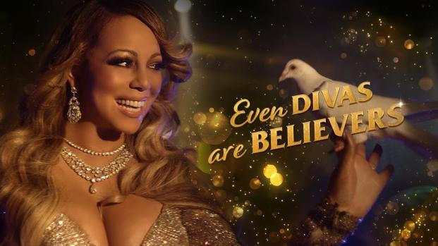 EL nuevo comercial de Mariah Carey