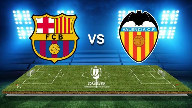 FC Barcelona se enfrenta al Valencia