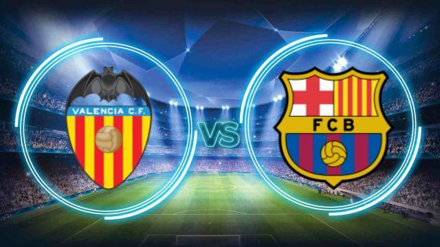 El Barcelona recibirá al Valencia en el Camp Nou el sábado