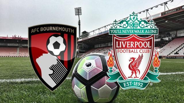 El Liverpool recibirá al AFC Bournemouth