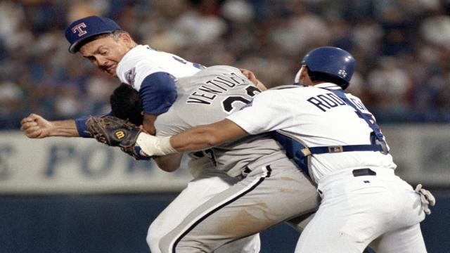 Las peleas de béisbol resaltan un doble estándar