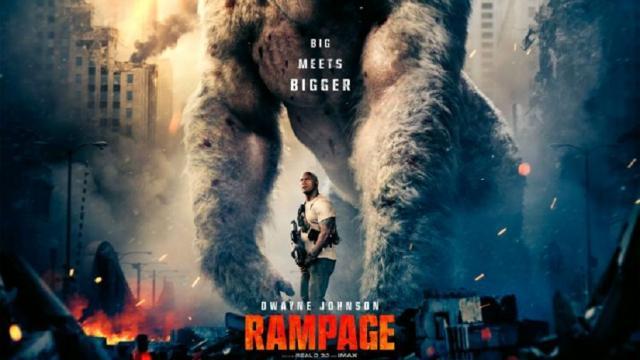 Rampage Movie disponible para jugar gratis