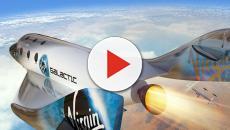 Virgin Galactic: primer vuelo de prueba
