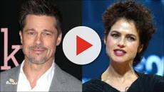 Brad Pitt se enamora de una famosa arquitecto