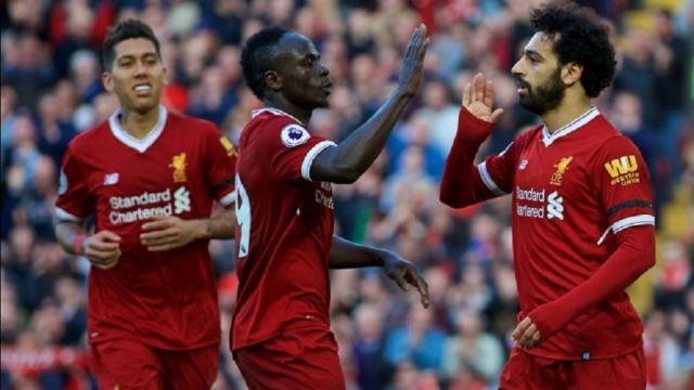 Liverpool logro la victoria en casa ante el Bournemouth