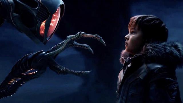 'Lost in Space' El rebot de Netflix recibe críticas