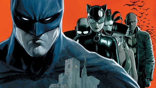 ¿Una pelicula en vivo de Batman Beyond? Un actor de horror quiere hacer que pase