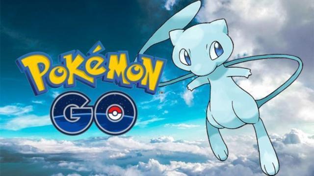 Día de la Comunidad Mareep, Ampharos de 'Pokémon GO'