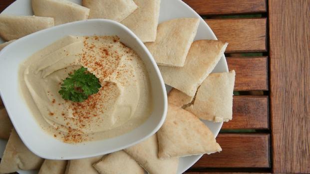 VIDEO: delicioso puré de garbanzo o hummus