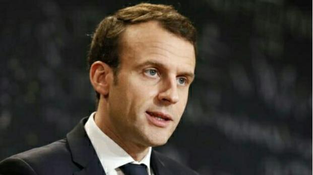 Syrie : L'approche d'Emmanuel Macron