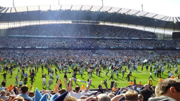 Manchester City campione d'Inghilterra in anticipo