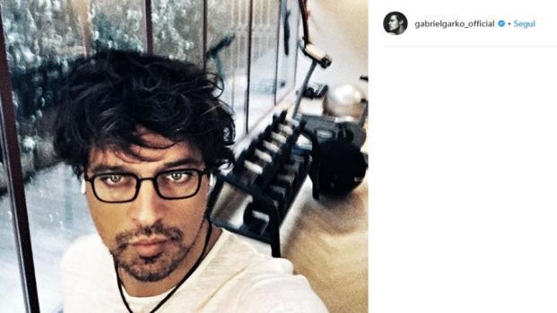 Gabriel Garko, dopo Ballando con le Stelle, si scusa su Instagram
