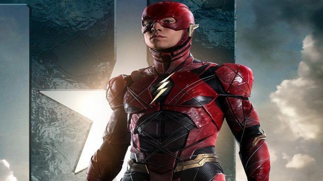 ¿Por qué la película Flash no debería ser una adaptación de Flashpoint?
