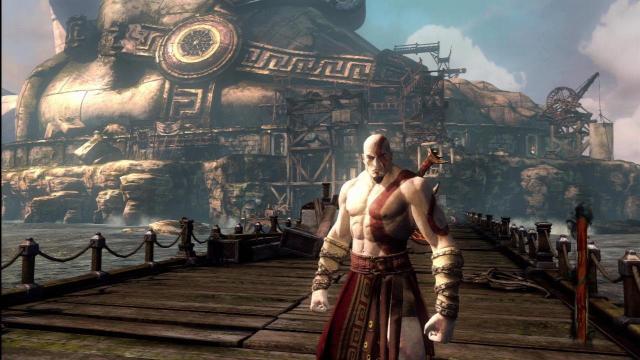 Primeras impresiones de 'God of War', la joya de la corona de PS4