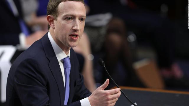 Zuckerberg y el escándalo de Facebook