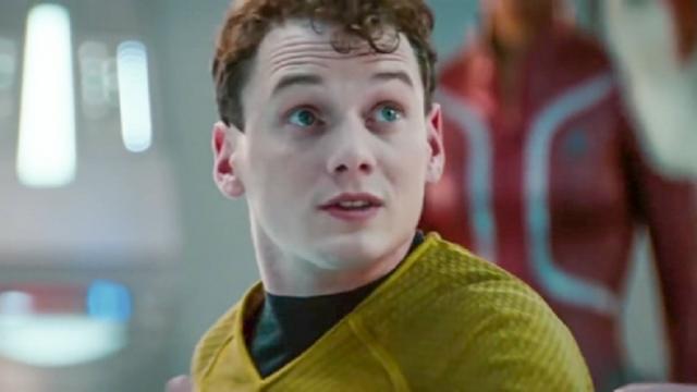 Simon Pegg admite que Star Trek sigue adelante sin Anton Yelchin