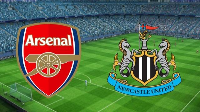 New Castle vs Arsenal este domingo
