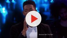 'American Idol' Top 12: Marcio Donaldson's moving performance