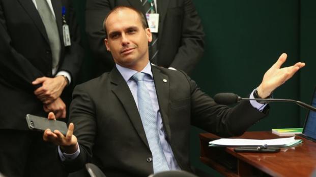 Bolsonaro acusa jornalista de armação